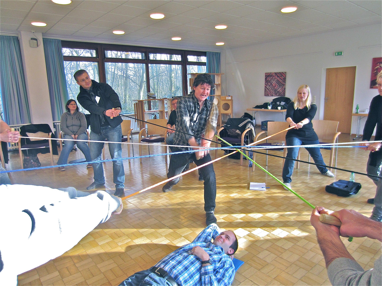 Vlotho (Westf.): Start Berufsbegleitende Zusatzqualifizierung Anti-Aggressivitäts-Training/Coolness-Training