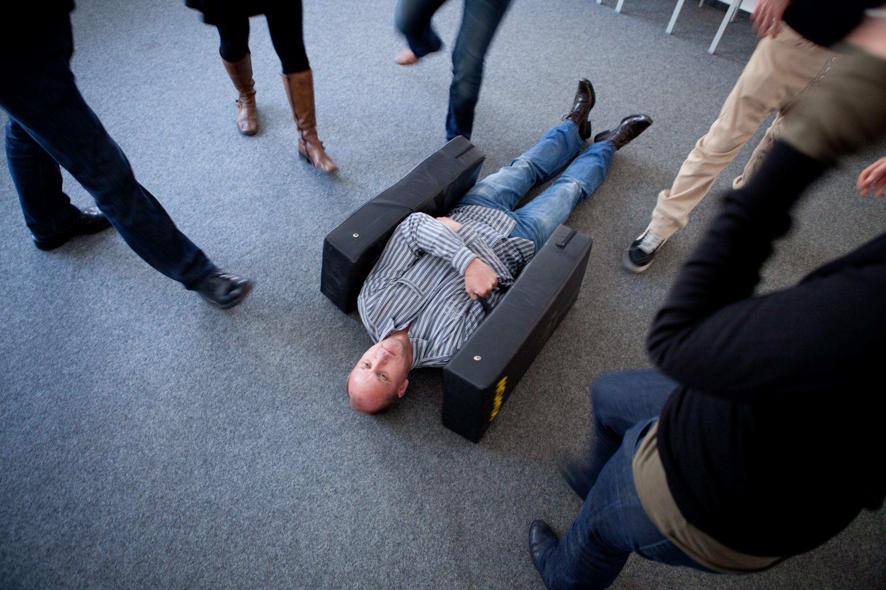 Berlin: Start Berufsbegleitende Zusatzqualifizierung Anti-Aggressivitäts-Training/Coolness-Training